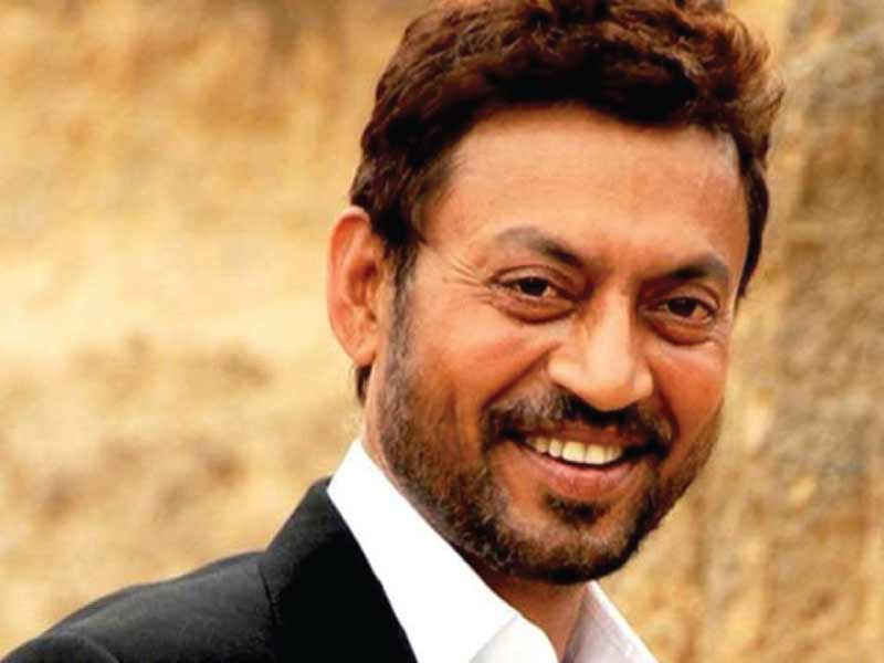 Bollywood Actor Irrfan Khan reveals that he is suffering from neuroendocrine tumour