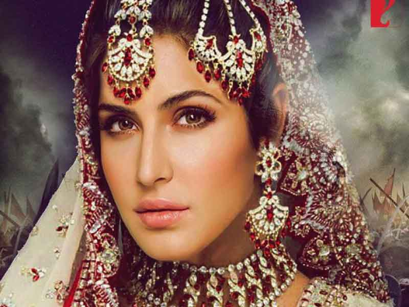 Katrina Sporting The Regal Look In 'Thugs Of Hindostan'