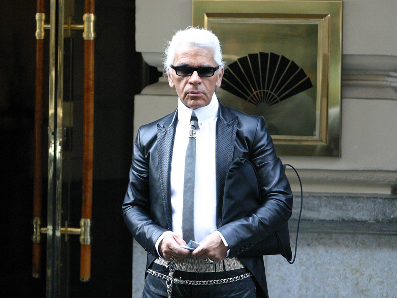 The life and work of Karl Lagerfeld