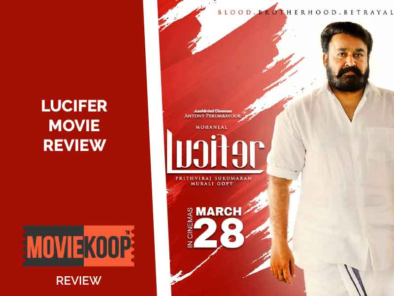 Lucifer Movie Review: This film is an ode to Mohanlal's stardom.