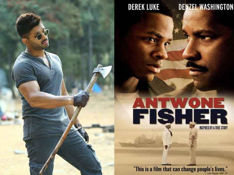 Antwone Fisher To Be Watched After Watching Naa Peru Surya (NSP)