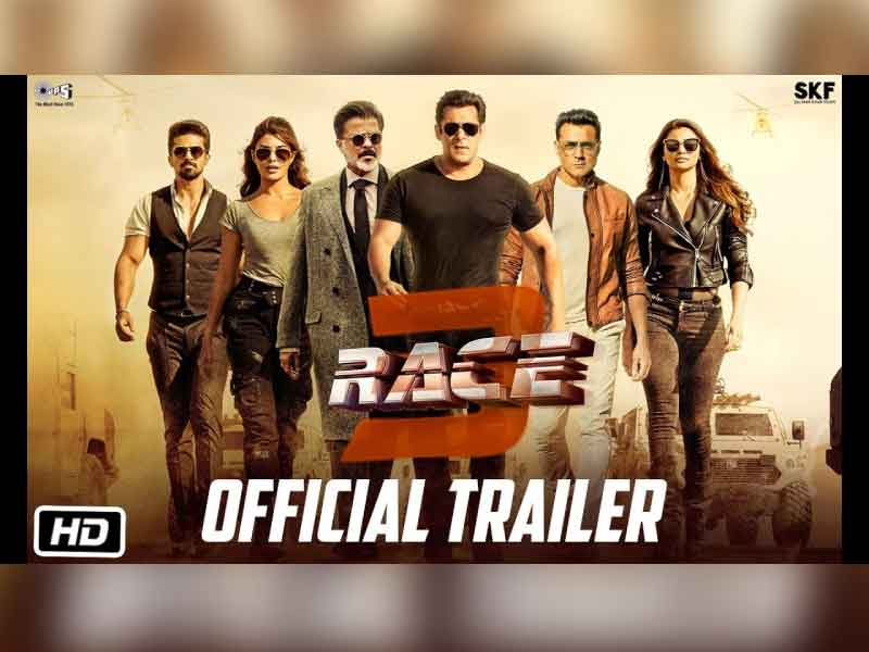 The Wait Is Over: Race 3 Releases The Trailer Finally