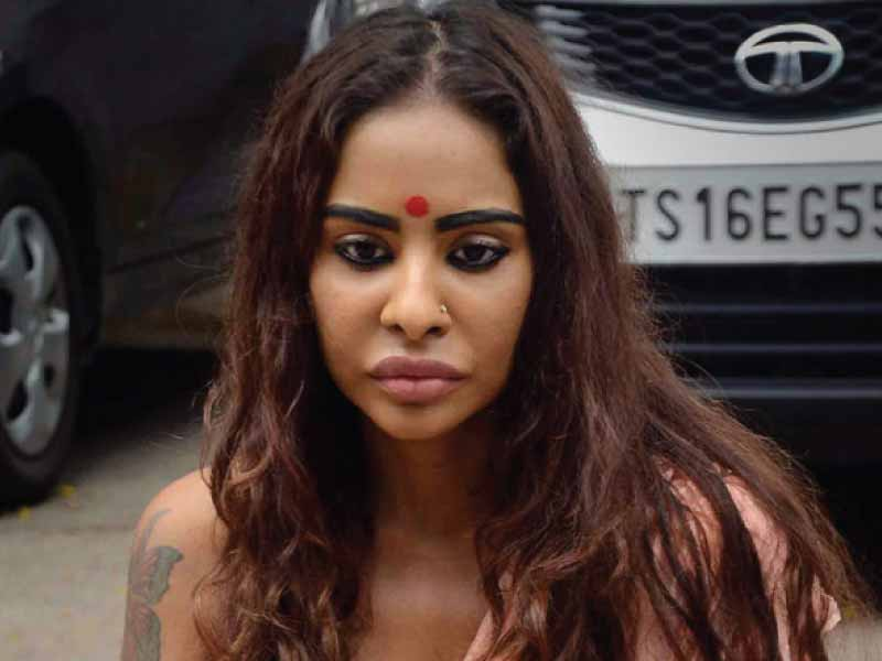 Tollywood actor Sri Reddy reveals more, accuses producer's son of rape!