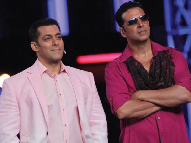 Will Salman Khan and Akshay Kumar join George Clooney among world's 10 highest paid actors?