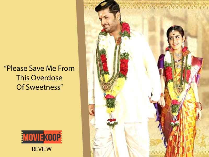 Srinivasa Kalyanam Movie Review Please Save Me From This Overdose