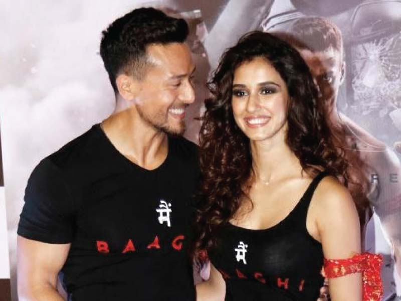 Tiger Shroff reveals his dating life with Disha Patani