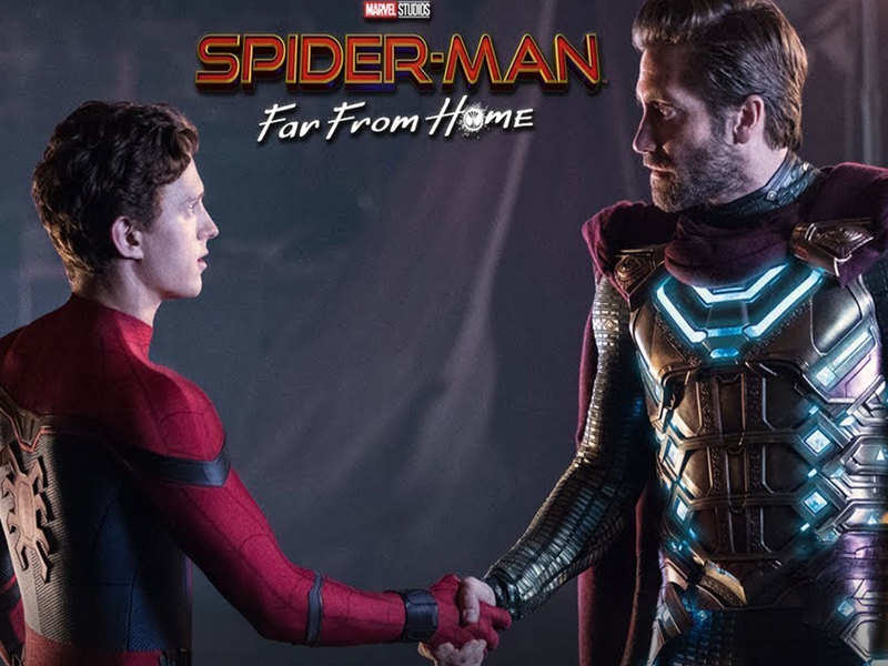 Spider Man: Far From Home's Mysterio, A Social Commentary Underlying Speculative Fiction ? Minor Spoilers Ahead