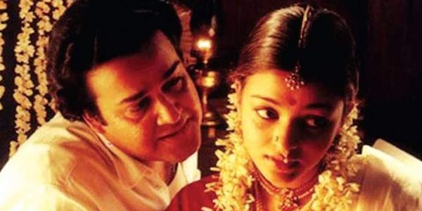 Iruvar-Mohanlal-Aishwarya-Rai-Debut