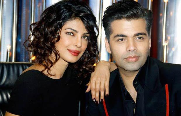 Karan Johar , Priyanka Chopra
