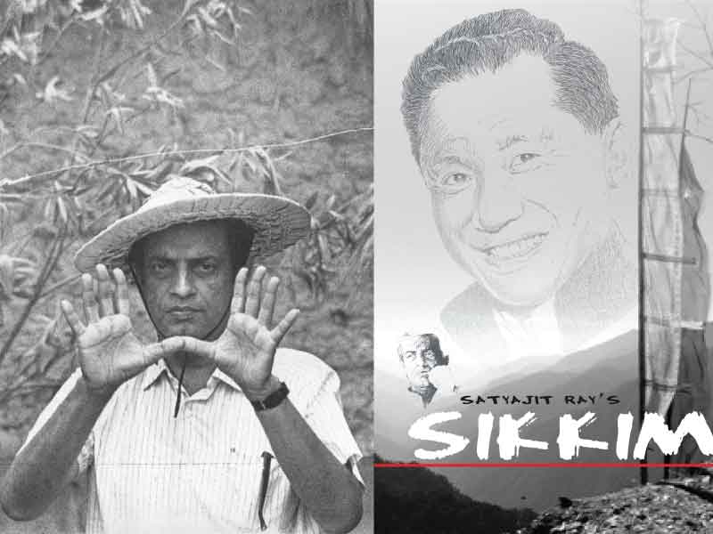 'Sikkim' Documentary film made by Satyajit Ray was banned for 39 years.