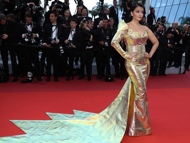 All outfits Aishwarya Rai Bachchan picked for the Cannes Film Festival.