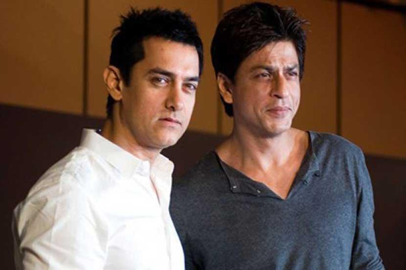 Shah Rukh Khan , Amir Khan