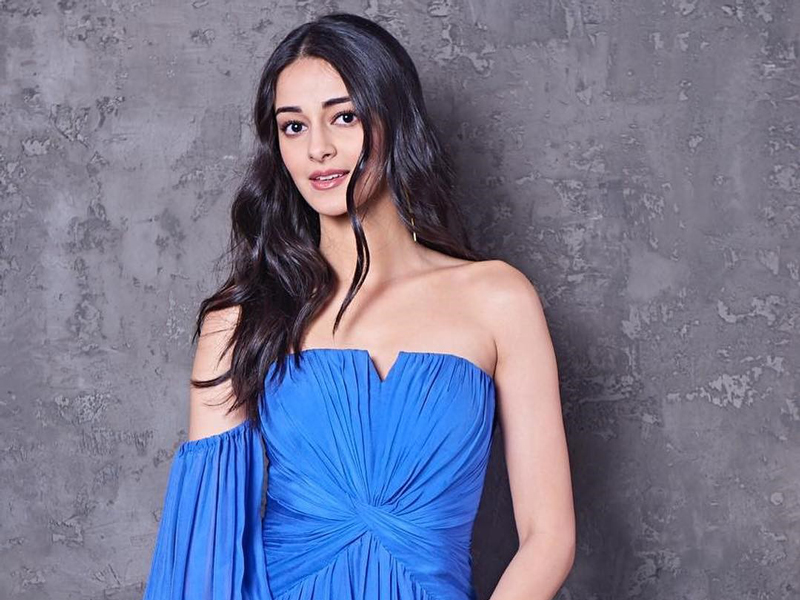 Ananya Panday looks stunning in her Koffee With Karan debut