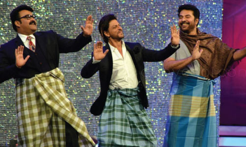 mohanlal-mamooty-shah-rukh-khan-asianet-film-awards