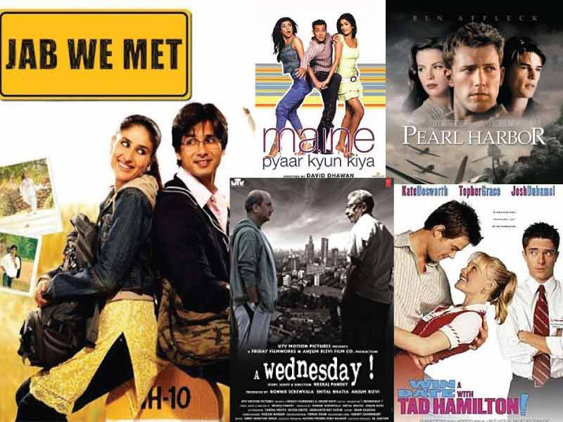 10 Hollywood films inspired by Bollywood films