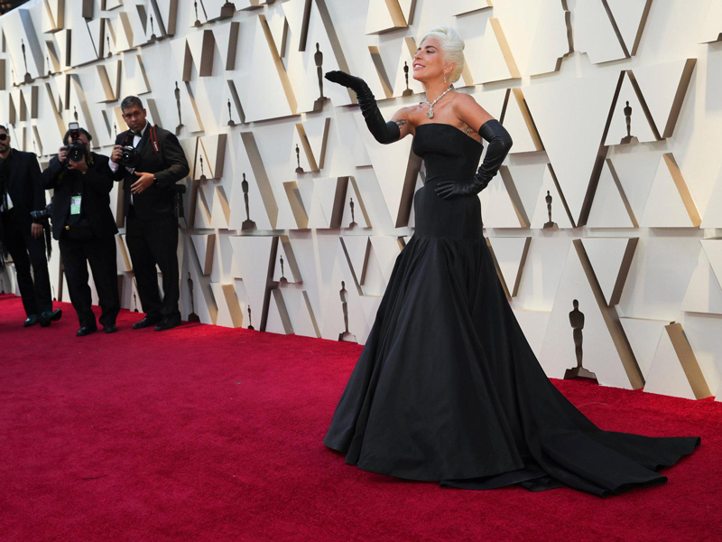 All the red carpet magic in Oscars 2019