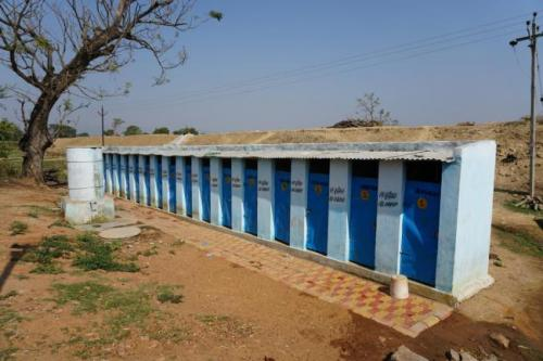 Toilets in Rural India