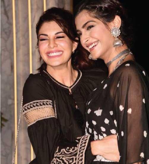 Jacqueline Sonam Kapoor
