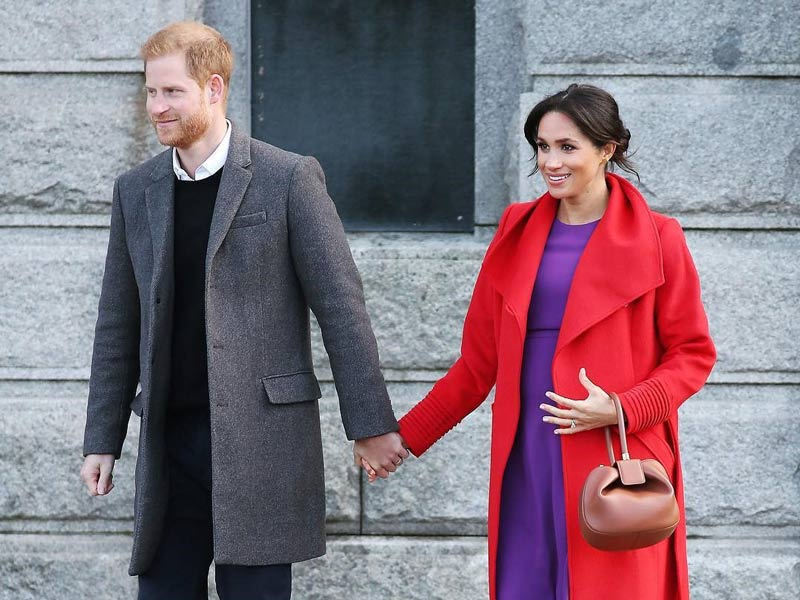 The best of Meghan Markle's looks during pregnancy