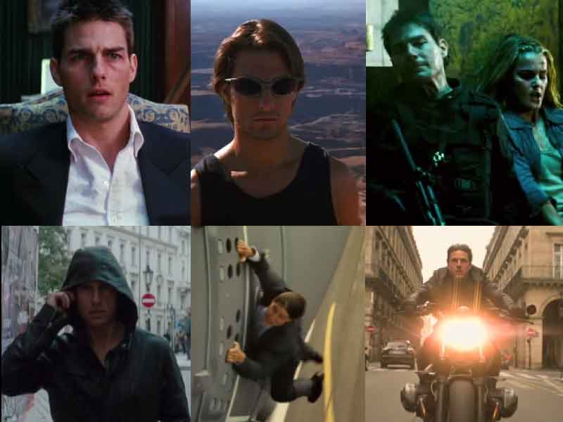 The Rollercoaster Ride Of Mission Impossible From 1996 To Present Moviekoop