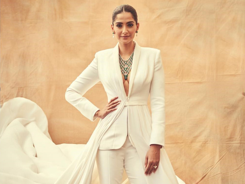 Sonam K Ahuja brings her A game to the Cannes Film Festival red carpet