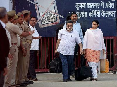 Talwars Released